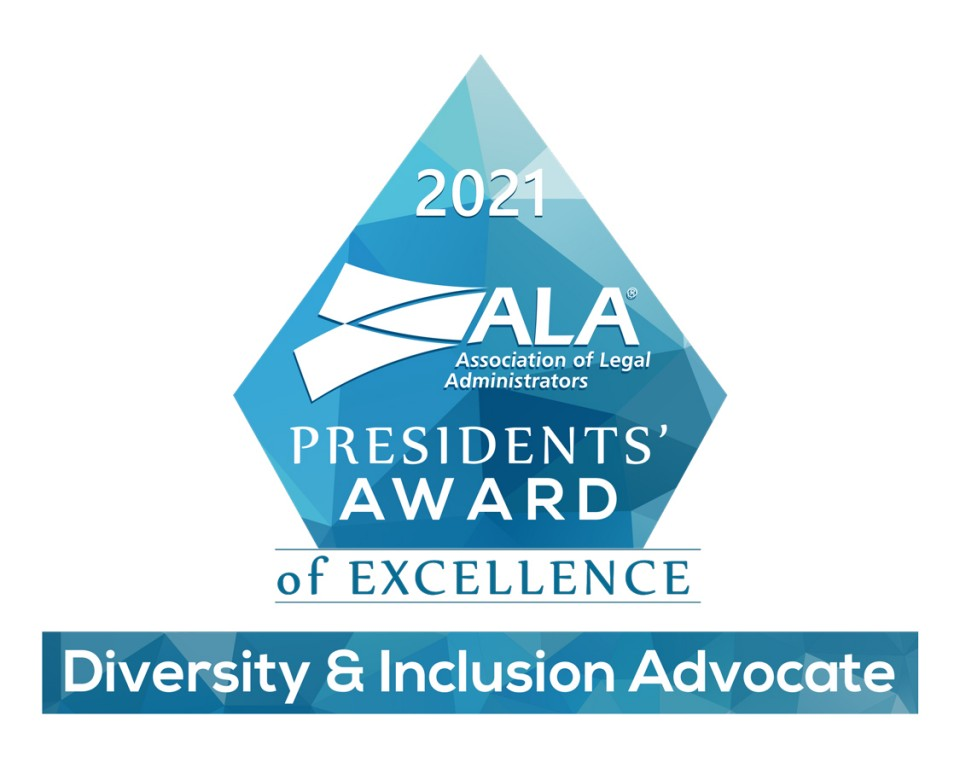 2021 Presidents Award D_I Advocate
